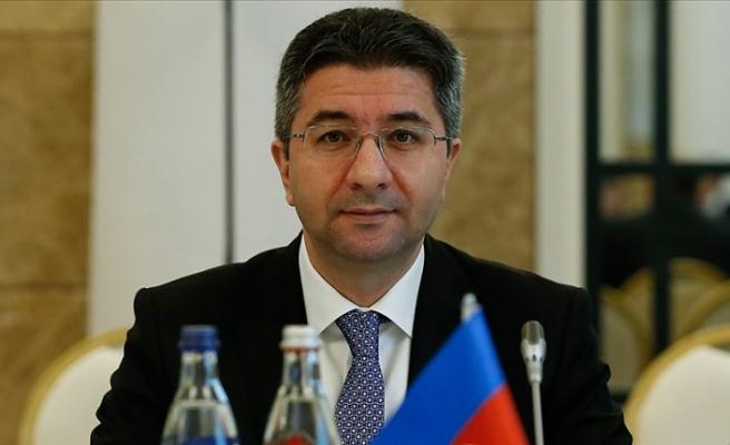 Azerbaycan'ın Almanya Büyükelçisi Hasanov: Ermenistan misket bombası kullanıyor