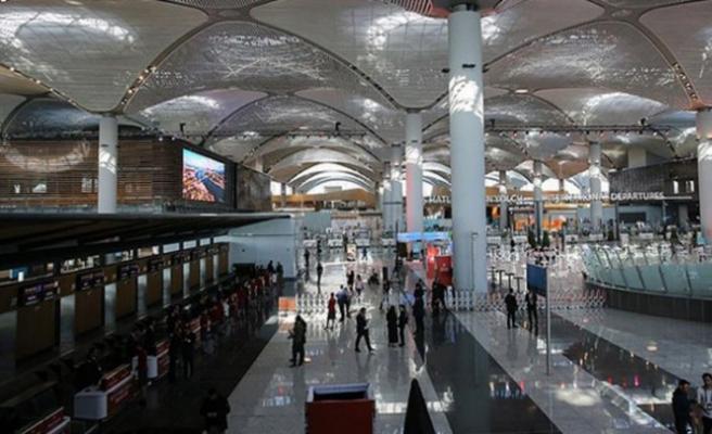Havalimanlarında herkese 2 GB internet hediye