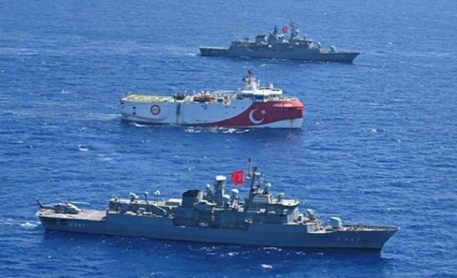 İki ülkeden iyi niyetli NAVTEX adımı