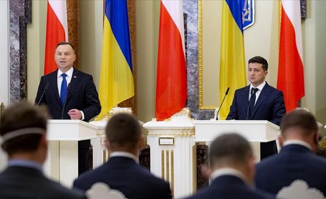 Polonya ve Ukrayna'dan Rusya'ya Kırım çağrısı