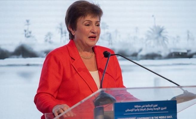 IMF Başkanı Georgieva'dan 'ekonomik destek' uyarısı