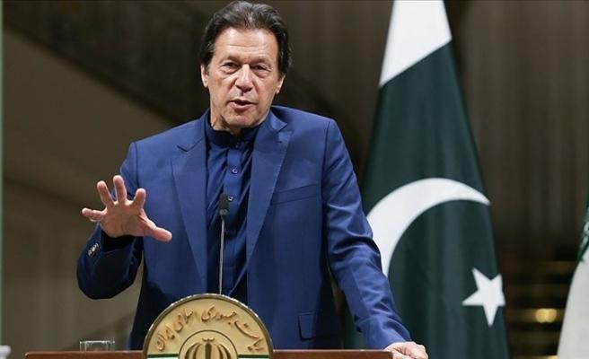Pakistan Başbakanı İmran Han, Afganistan barış sürecini değerlendirdi