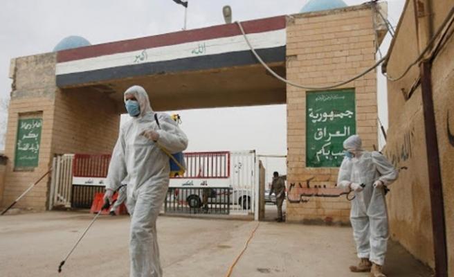 Irak'ta salgında son rakamlar