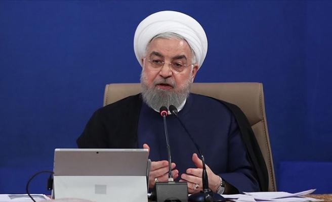 İran'da Cumhurbaşkanı Ruhani için 'azil' çağrısı