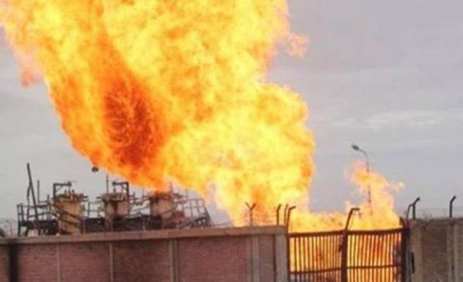İran'da bir petrokimya tesisinde patlama meydana geldi