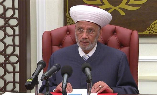 'İslam Peygamberi'ne hakaret etmek tüm Müslüman alemine karşı saldırganlığı körükler'