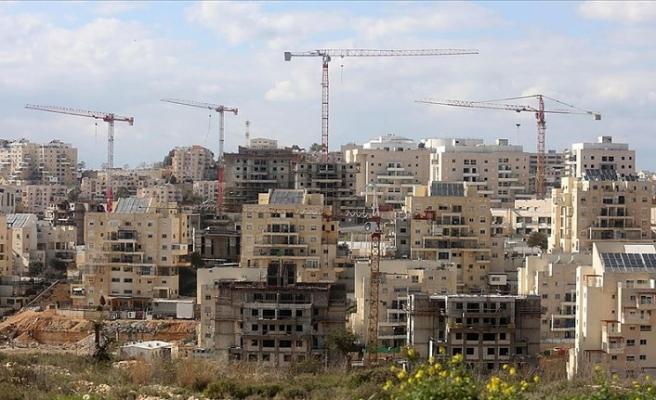 İsrail iki günde Yahudi yerleşimciler için yaklaşık 5 bin konutun inşasına onay verdi