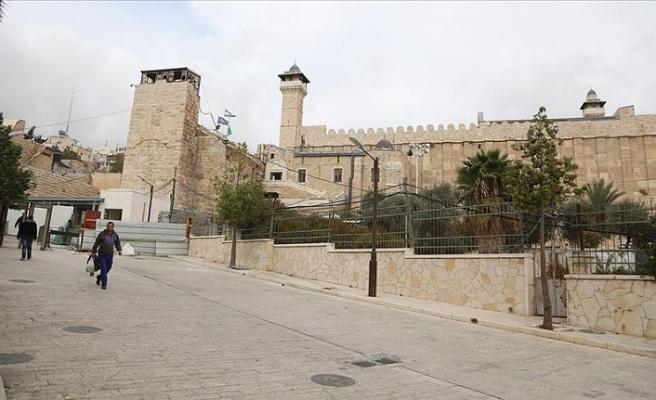 İsrail, Harem-i İbrahim Camisi'nde Mevlid-i Nebi kutlamalarına kısıtlama getirdi