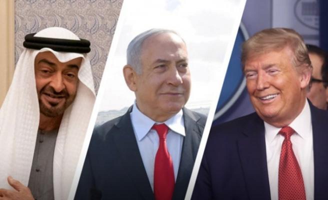 İsrail ve BAE arasında gizli saklı bir şey yokmuş