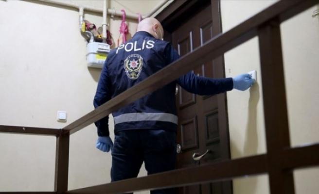 İstanbul'da hükümlü ve aranan kişilere yönelik operasyon: 123 gözaltı