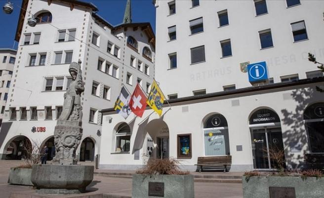 İsviçre bir günde en yüksek vaka sayısına ulaştı: 8 bin 616