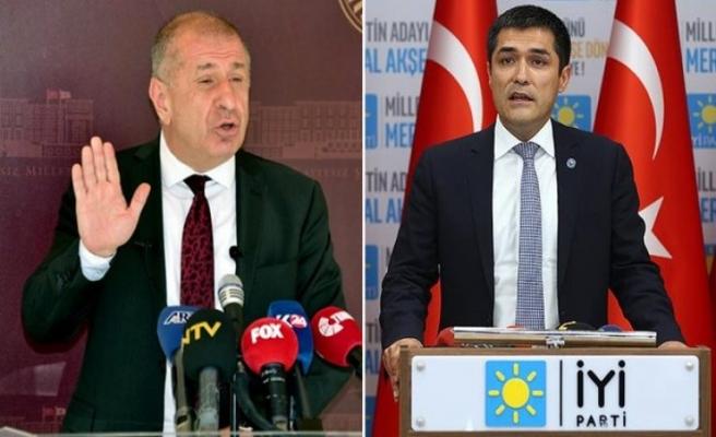 İYİ Parti Milletvekili Ümit Özdağ, İYİ Parti İstanbul İl Başkanı Buğra Kavuncu'nun FETÖ'cü olduğunu açıkladı