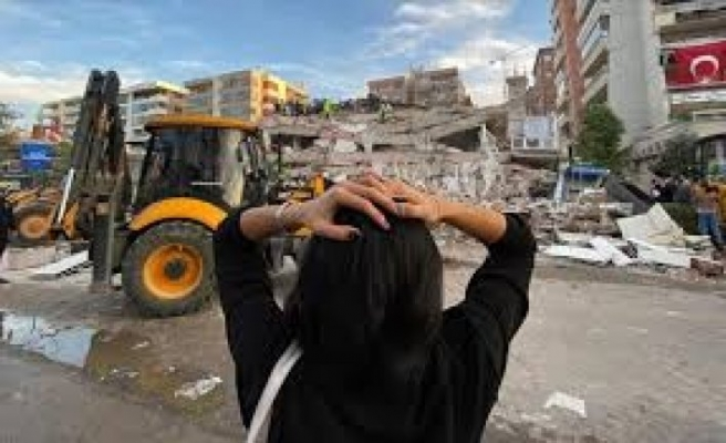 AFAD açıkladı: İzmir'de ölü sayısı 25, yaralı sayısı 805