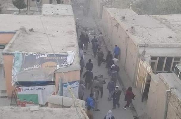 Kabil'de eğitim merkezine bombalı saldırı: 10 ölü