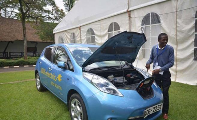 Kenya elektrikli araçta hedef yükseltti