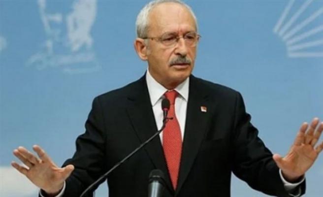 Kılıçdaroğlu'ndan Erdoğan'ın avukatına 20 bin lira