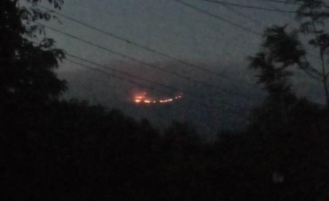 Kilimanjaro iki gündür yanıyor