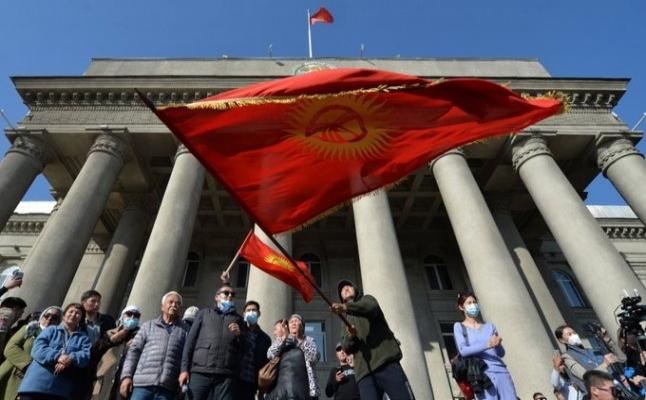 Kırgızistan'da erken seçim tarihi belli oldu