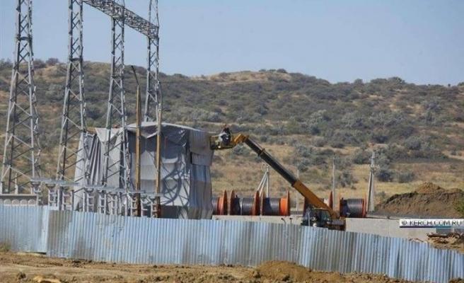 Kırım'a su ikmali için 5 milyar