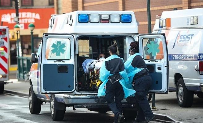 Koronavirüs salgınında ABD birinci sıradaki yerini koruyor! Ölenleri sayısı 226 bin 220 oldu