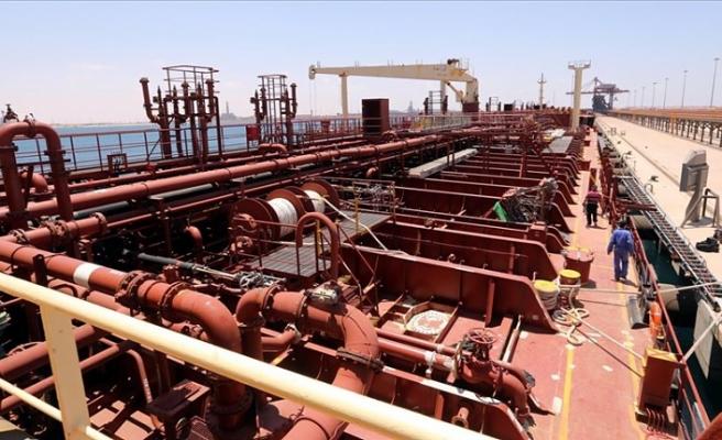 Libya Petrol Kurumu, mücbir sebep halini 2 limandan daha kaldırdı