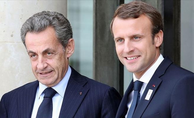 Fransız basını: Macron, Sarkozy'leşiyor
