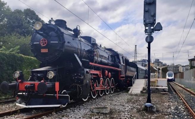 56548 no'lu Kara Tren: Marmaraydan bir tarih geçti!