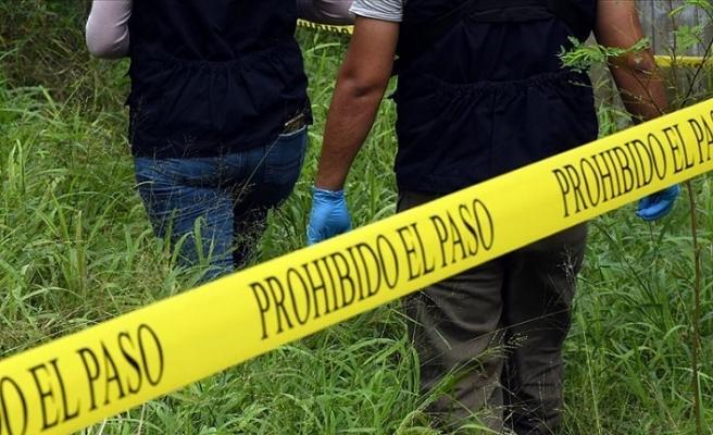 Meksika'da kanlı hafta sonu: 114 kişi öldürüldü