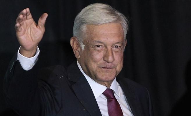 Meksika Devlet Başkanı Obrador Kovid-19 aşısını yaptırmaya hazır