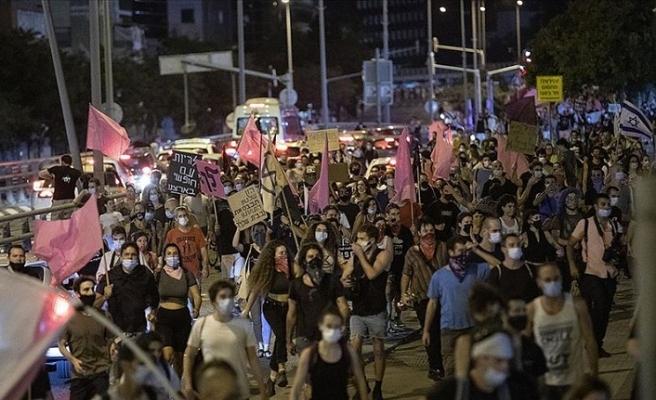 İsrail'de Netanyahu karşıtı gösteriler durmuyor