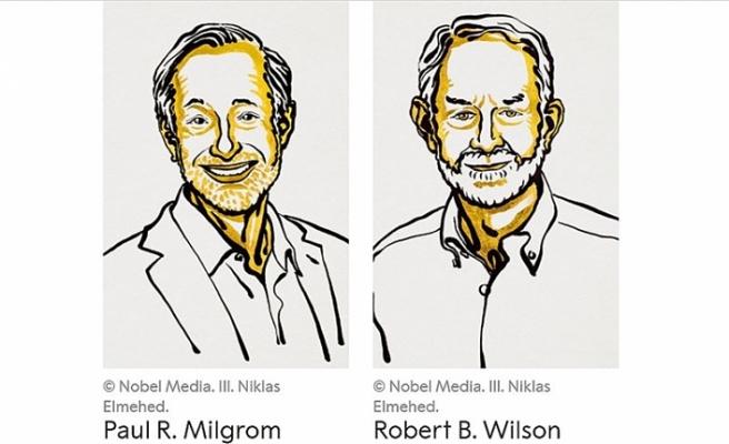 Nobel Ekonomi Ödülü iki bilim insanına verildi