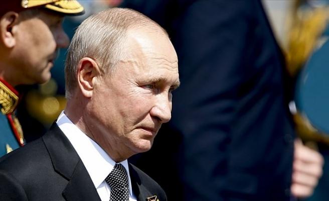 Rusya Devlet Başkanı Vladimir Putin'den Cumhurbaşkanı Erdoğan'a taziye mesajı
