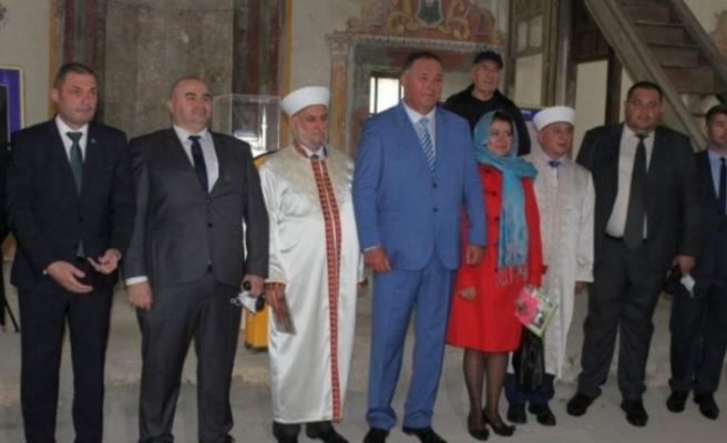 Razgrad Pargalı İbrahim Paşa Camii restorasyonu başladı