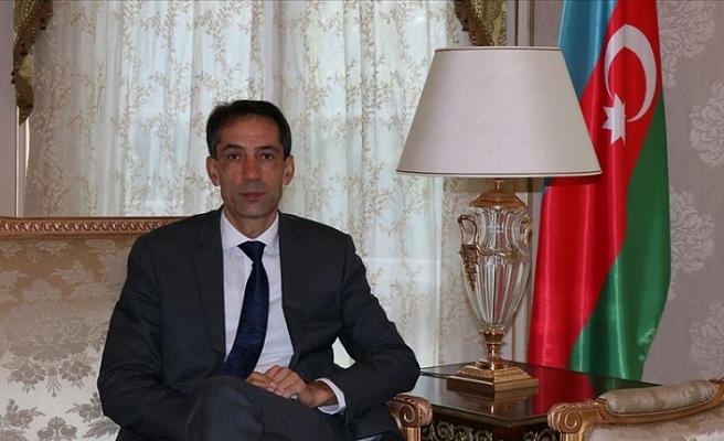 Paris Büyükelçisi Mustafayev: Recep Tayyip Erdoğan Azerbaycan'ı yalnız bırakmıyor
