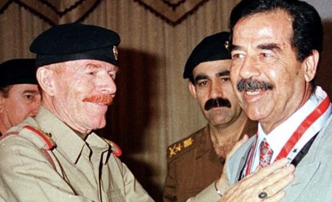 Saddam Hüseyin'in sağ kolu İzzet ed-Duri öldü