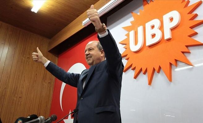 Seçimler sonrası Ersin Tatar'dan ilk açıklama: Bu hafta uyku yok