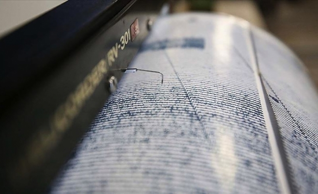 Şili'de 5,8 büyüklüğünde deprem!