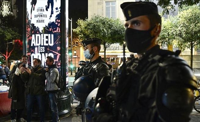 Fransa'da sokağa çıkma yasağı uygulanacak bölge sayısı yükseltildi