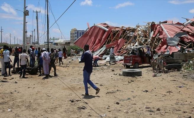Somali'de Eş-Şebab yine saldırdı: 13 asker öldü