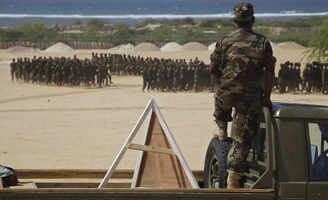 Somali'de Eş-Şebab'ın dünkü saldırısına misliyle cevap: 50 ölü