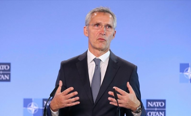Stoltenberg: NATO bünyesinde Türkiye ve Yunanistan'ı bir araya getirmeyi başardık