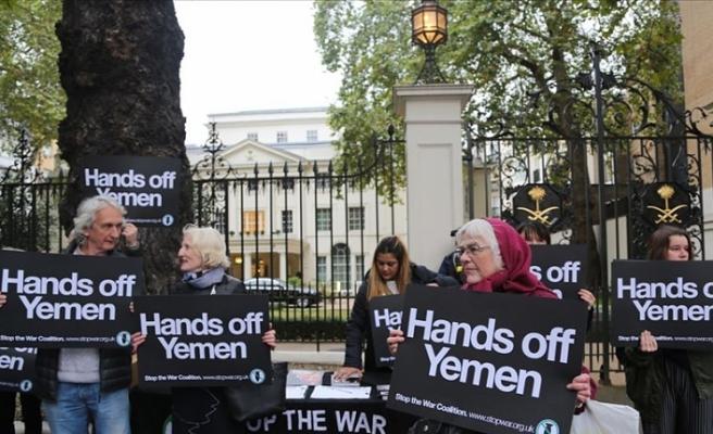 Suudi Arabistan'ın İngiltere'den aldığı silahlar mahkemelik