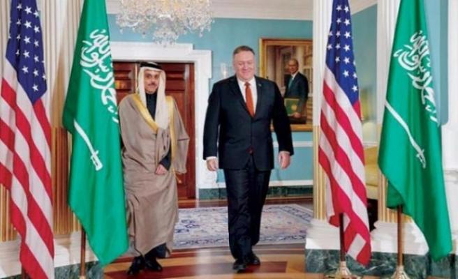Suudi Arabistan ve ABD stratejik diyalog kapsamında görüşecek