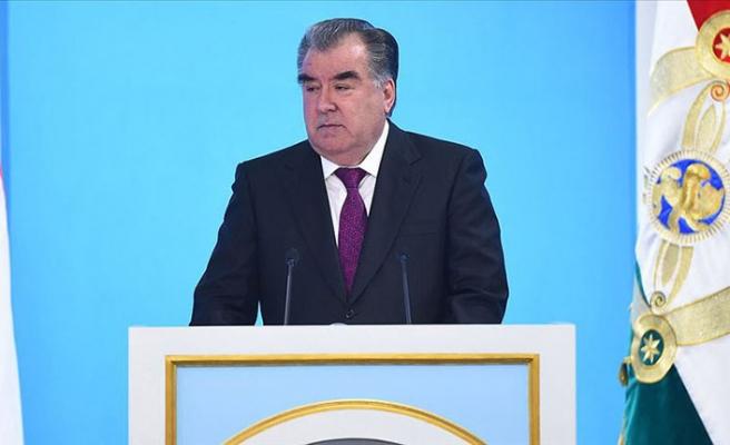Tacikistan'da hükümet istifa etti