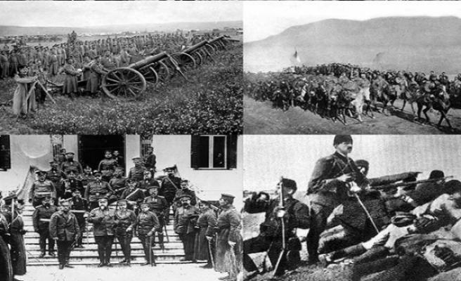 Tarihte bugün (8 Ekim): Balkan Savaşları başladı