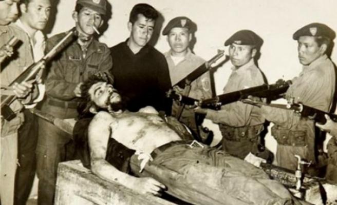Tarihte bugün ( 9 Ekim ): Che Guevera öldürüldü