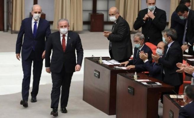 TBMM Başkanı ve heyeti Azerbaycan yolcusu