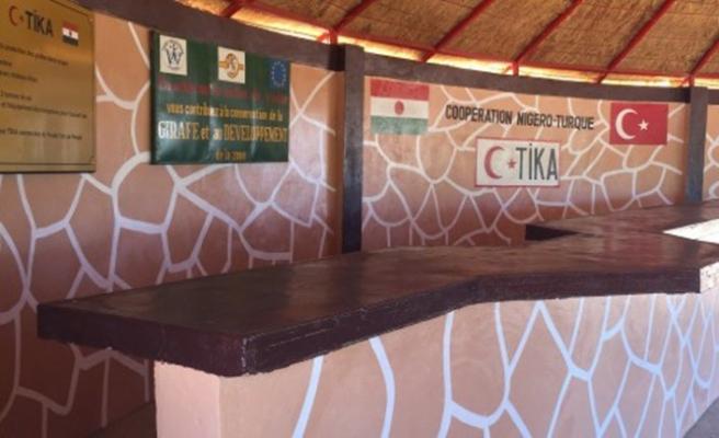 TİKA'dan Nijer'in eğitim altyapısına destek