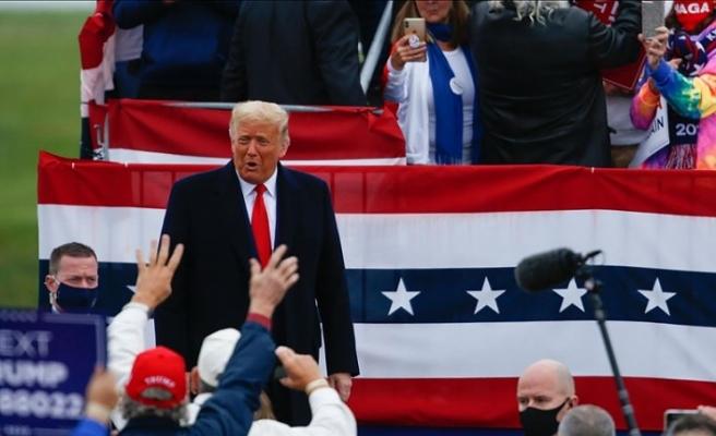 Trump, en kritik eyaletlerden Arizona'da