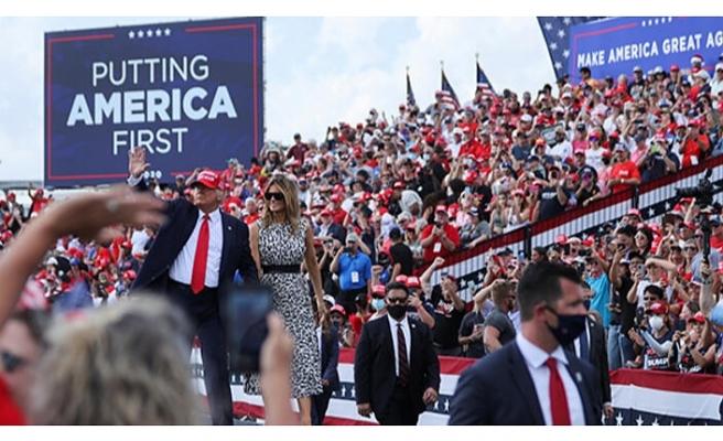 Trump ve Biden kritik eyalet Florida'da